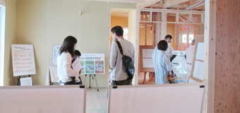 佐久市の注文住宅見学会