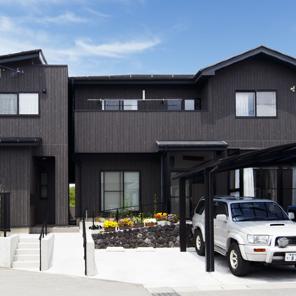 小諸市の注文住宅の施工事例