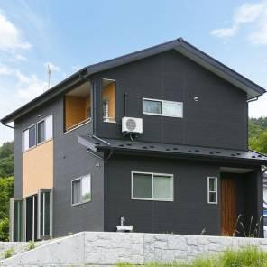 佐久市の注文住宅の施工事例