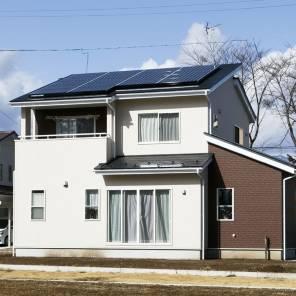 上田市の注文住宅の施工事例